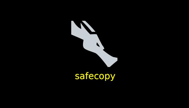 الدرس 258 شرح اداة safecopy