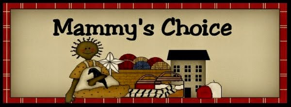 Mammy's Choice Blog