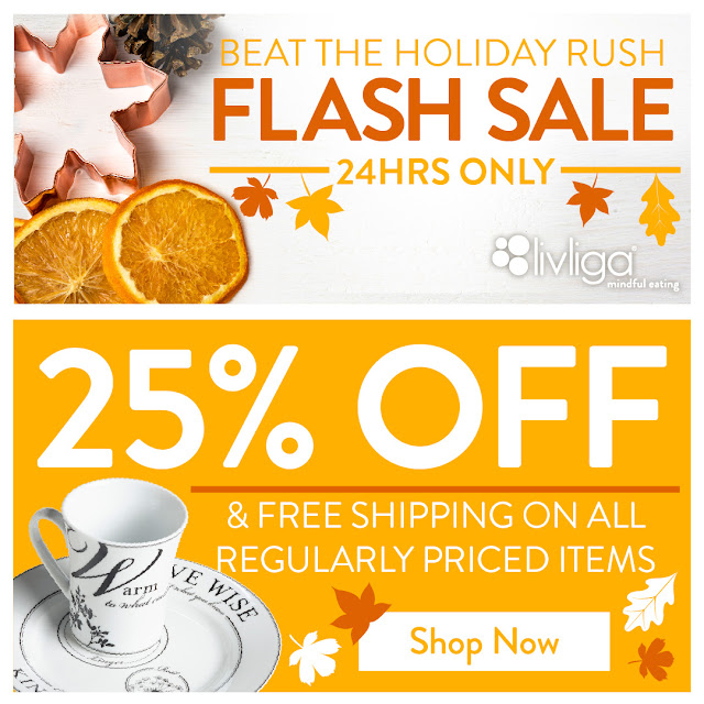 Livliga Fall Flash Sale