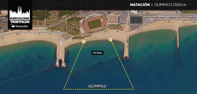 Barcelona Triathlon Olímpico