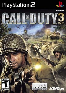 Call of Duty 3 PS2 Torrent