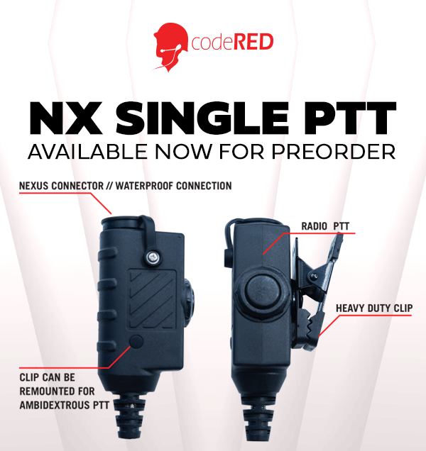 Introducing the NX Single PTT Available Now