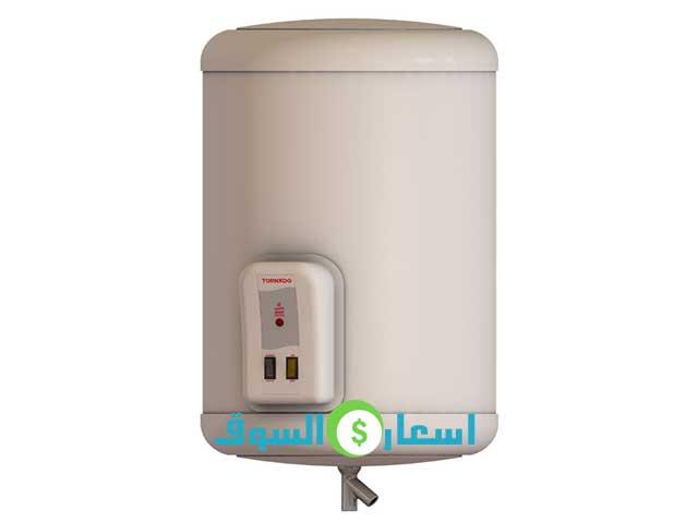 سعر سخان كهرباء تورنيدو سعة 65 لتر موديل EHA-65TSM-F