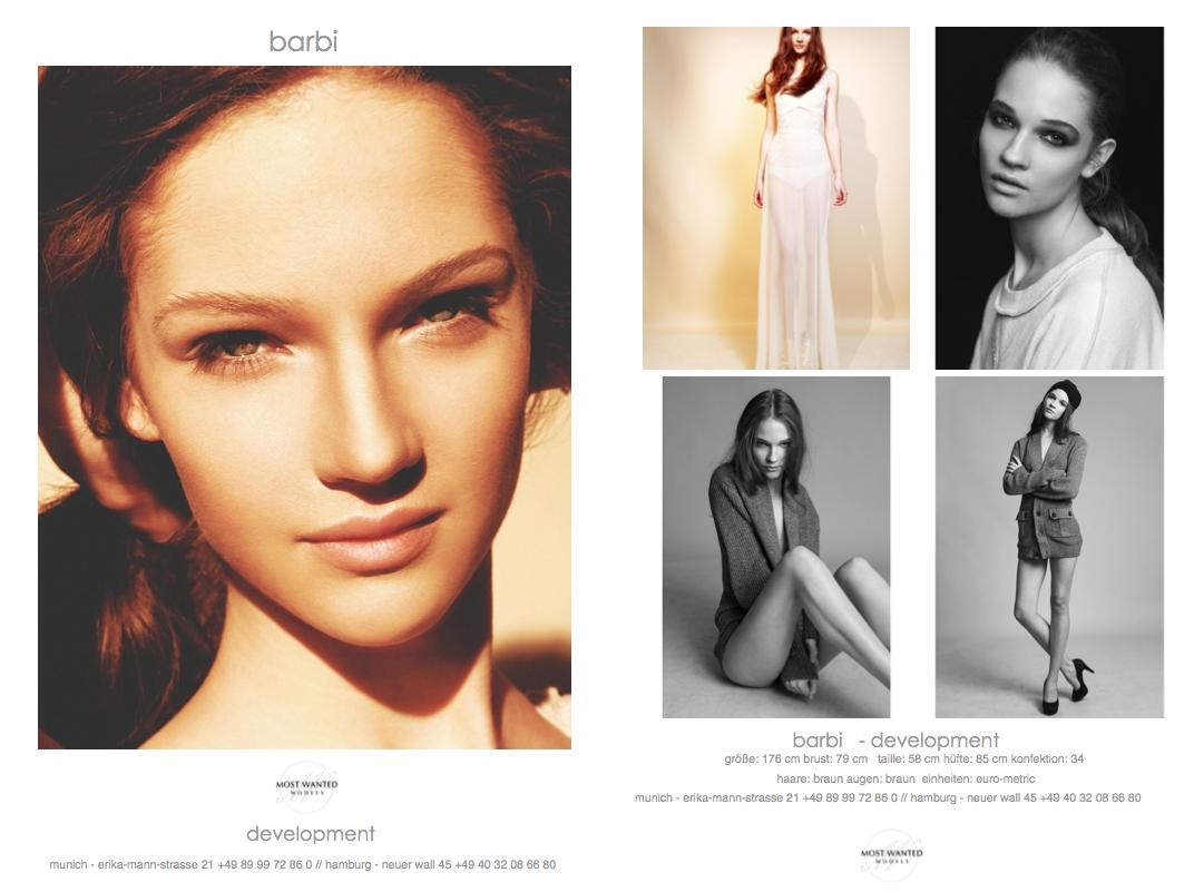 Introducing Fruzi & Barbi & Laura & Sanna   Most Wanted Models