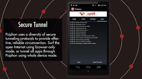 Serviciu VPN gratuit pentru Android