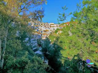 Setenil de las Bodegas - Vista panorámica
