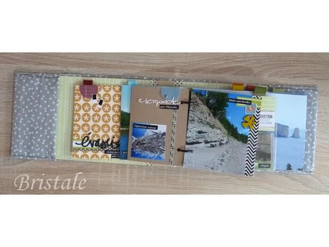 mini album scrap gaspesie atelier edwige bufquin - photo 12