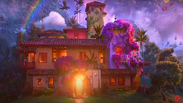Disney, önümüzdeki yılın sonlarında beyaz perdede izleyiciyle buluşacak olan yeni animasyon filmi Encanto için tanıtım videosu yayınladı. Kolombiya'da geçen film, büyülü güçlere sahip olan bir aileyi konu ediniyor.