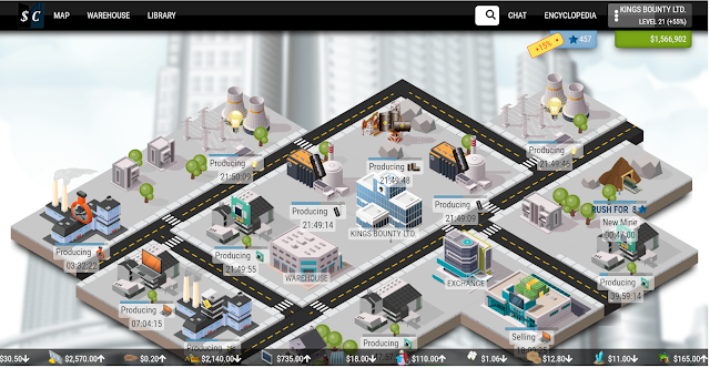 Building Your Business Skills Through A Business Simulation Game Called Sim Companies