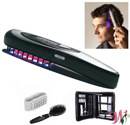 مشط الليزر لتساقط الشعر