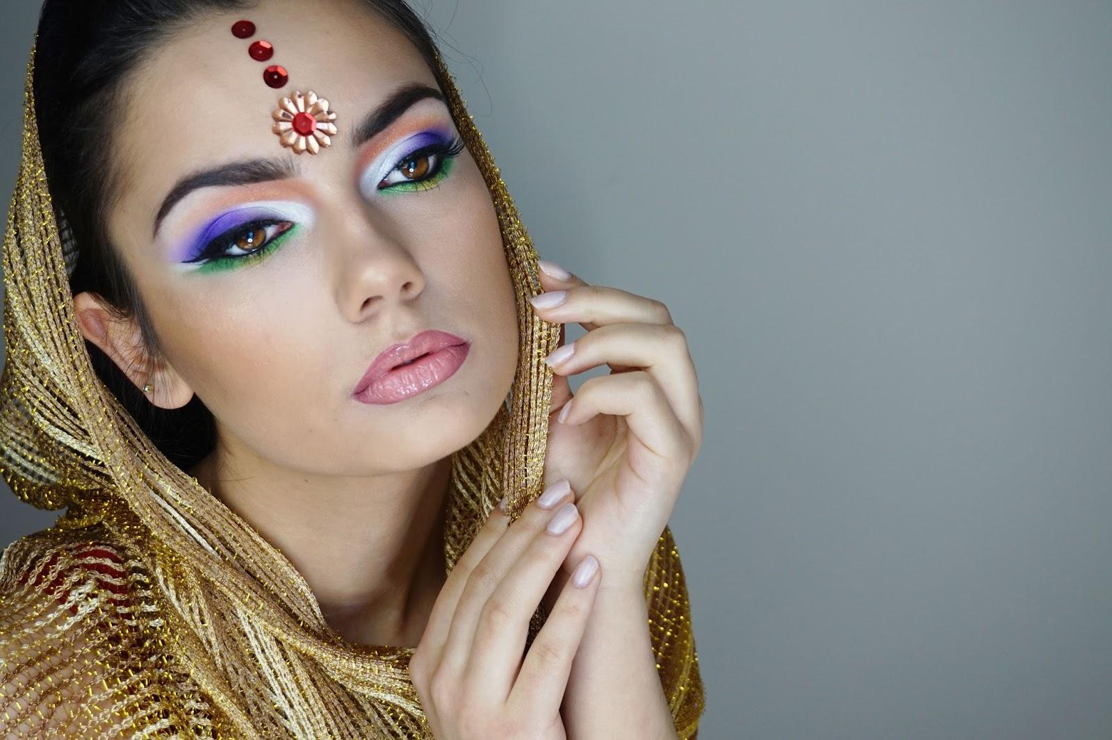 Mój Makijaż Finałowy Na Mistrzostwa Makijażu Glazel Uroda Zblogowani