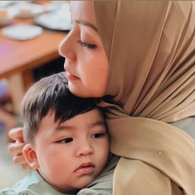 Ayden Mikael Watak adik Iqy dalam Drama Pujaan Hati Kanda