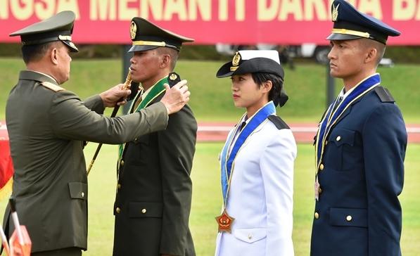 Hasil gambar untuk penerimaan Calon Perwira Prajurit KarierTNI 2019