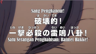 One Piece Episode 915 Sub Indonesia