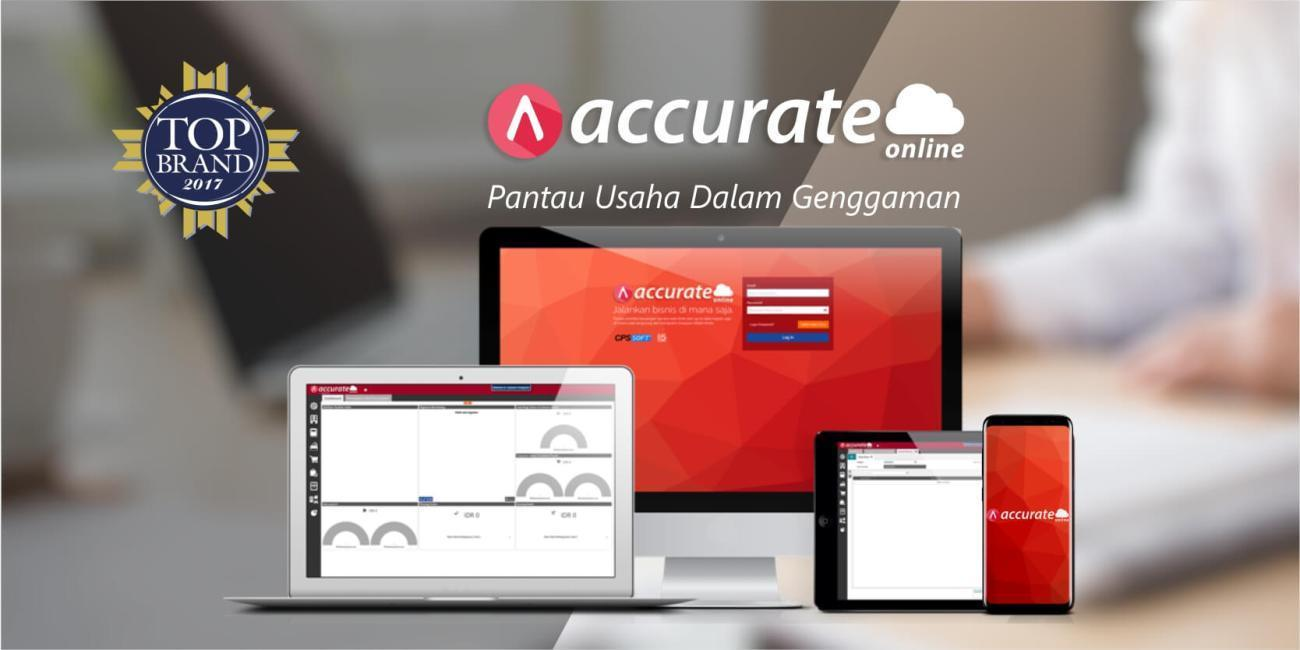 Accurate online menggunakan teknologi provate cloud