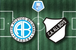belgrano de cordoba vs all boys