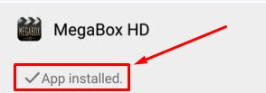 Megabox HD App Download For Android