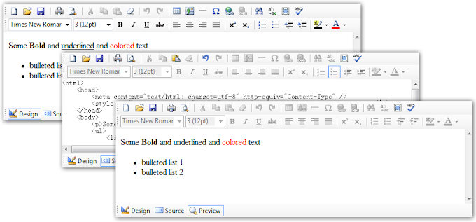 [C#] Création d'un éditeur HTML WYSIWYG