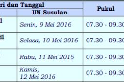 DRAFT POS UN 2016 SMP, SMA, SMK