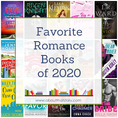 Favorite Romance Books of 2020 | About That Story