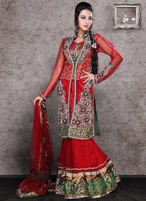 Indian-bridal-lehenga-choli-2017-embroidered-designs-for-brides-7