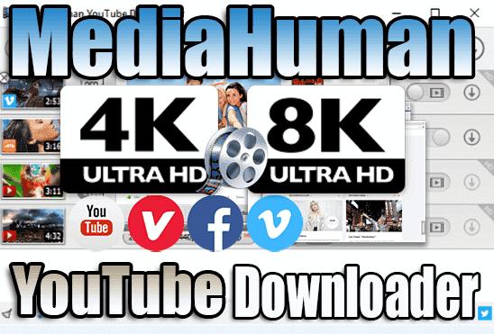 تحميل وتفعيل برنامج MediaHuman YouTube Downloader لتحميل الفيديوهات والاغاني من جميع المواقع