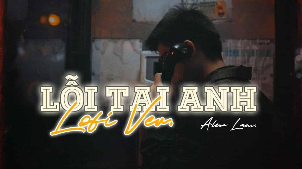 Acapella Vocal Lỗi tại anh - Alex Lam