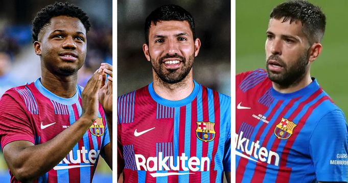 A look at Barca's injury update ahead of Bayern clash