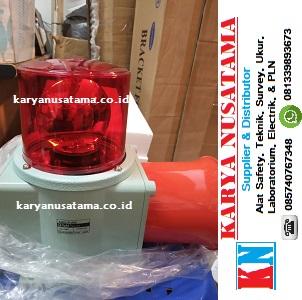 Tersedia Lampu Sirine Qlight SHLDR WM Harga Supplier di Balikpapan