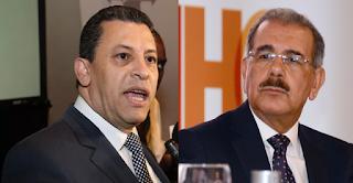 Fernando Fernández aclara si llamó o no malagradecido a Danilo Medina