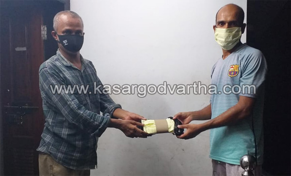 Kerala, News, Youth League mask distribution