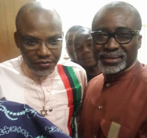 mazi nnamdi kanu released to jewish rabbi