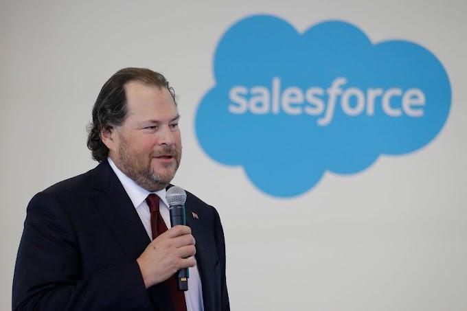 Salesforce: New Blue Chip parpadea con luz verde