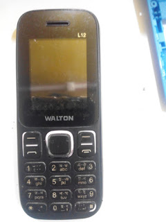 Walton L12 MT6261 Flash 100% Tested - জিএসএম নোট