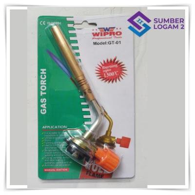 Gas torch wipro gt01