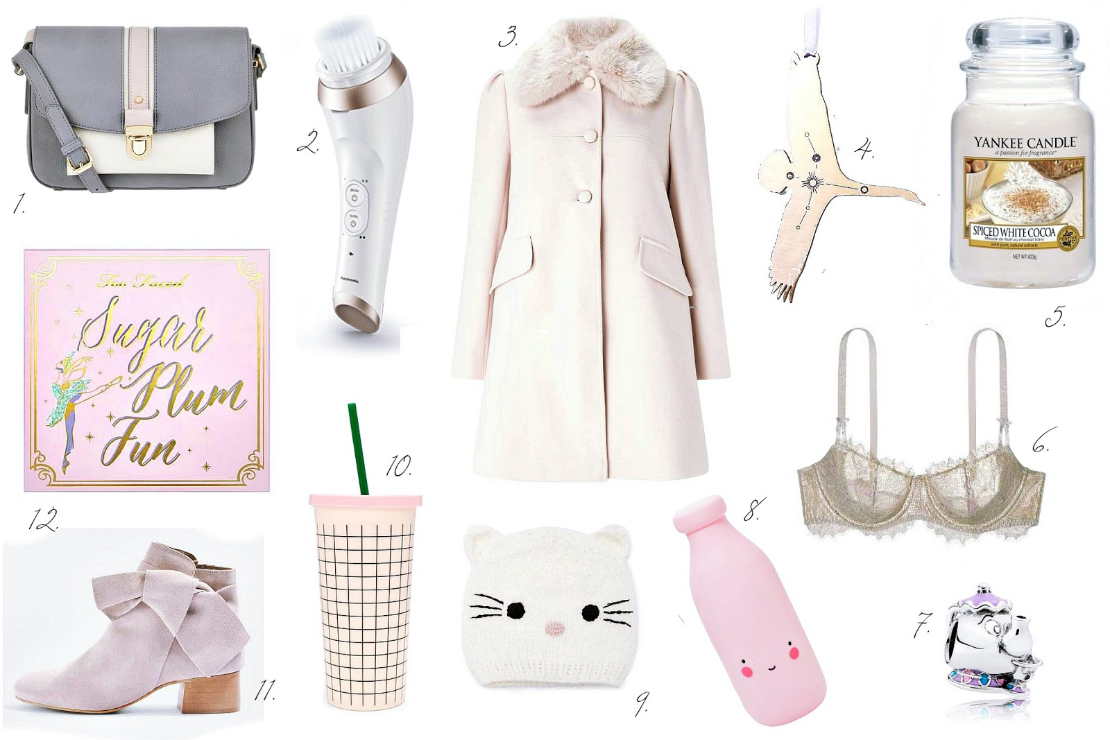 Christmas Wish List Ideas.Ice Cream Whispers Clara A Girly Fashion Pamper And