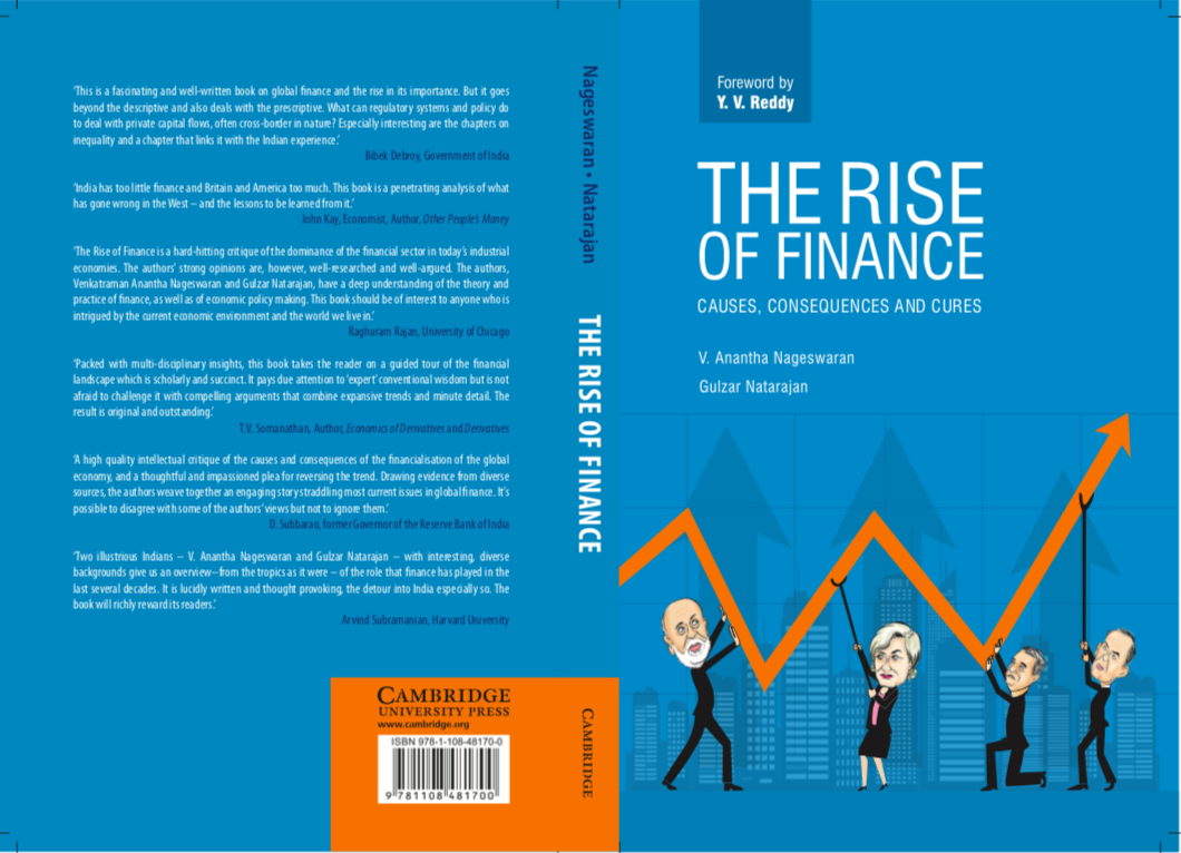 The Rise of Finance