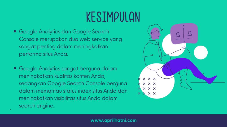 manfaat google analytics dan google search console