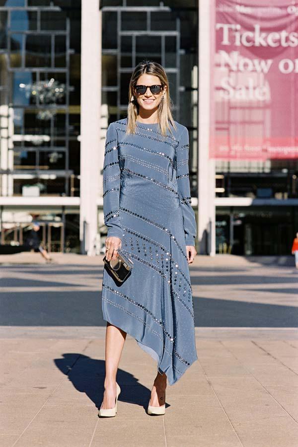 Vanessa Jackman New York Fashion Week Ss 2016 Helena