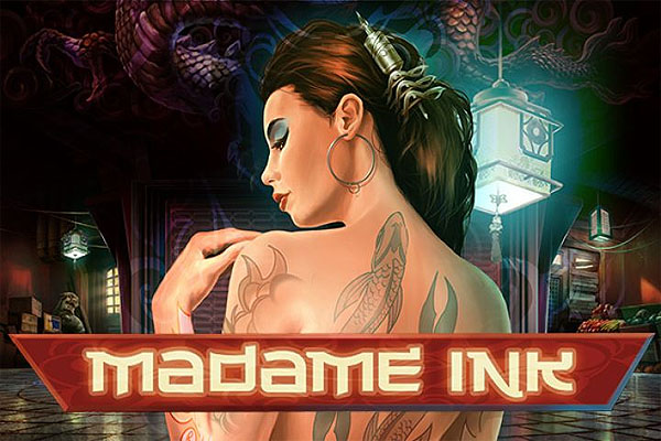 Main Gratis Slot Madame Ink (Play N GO)