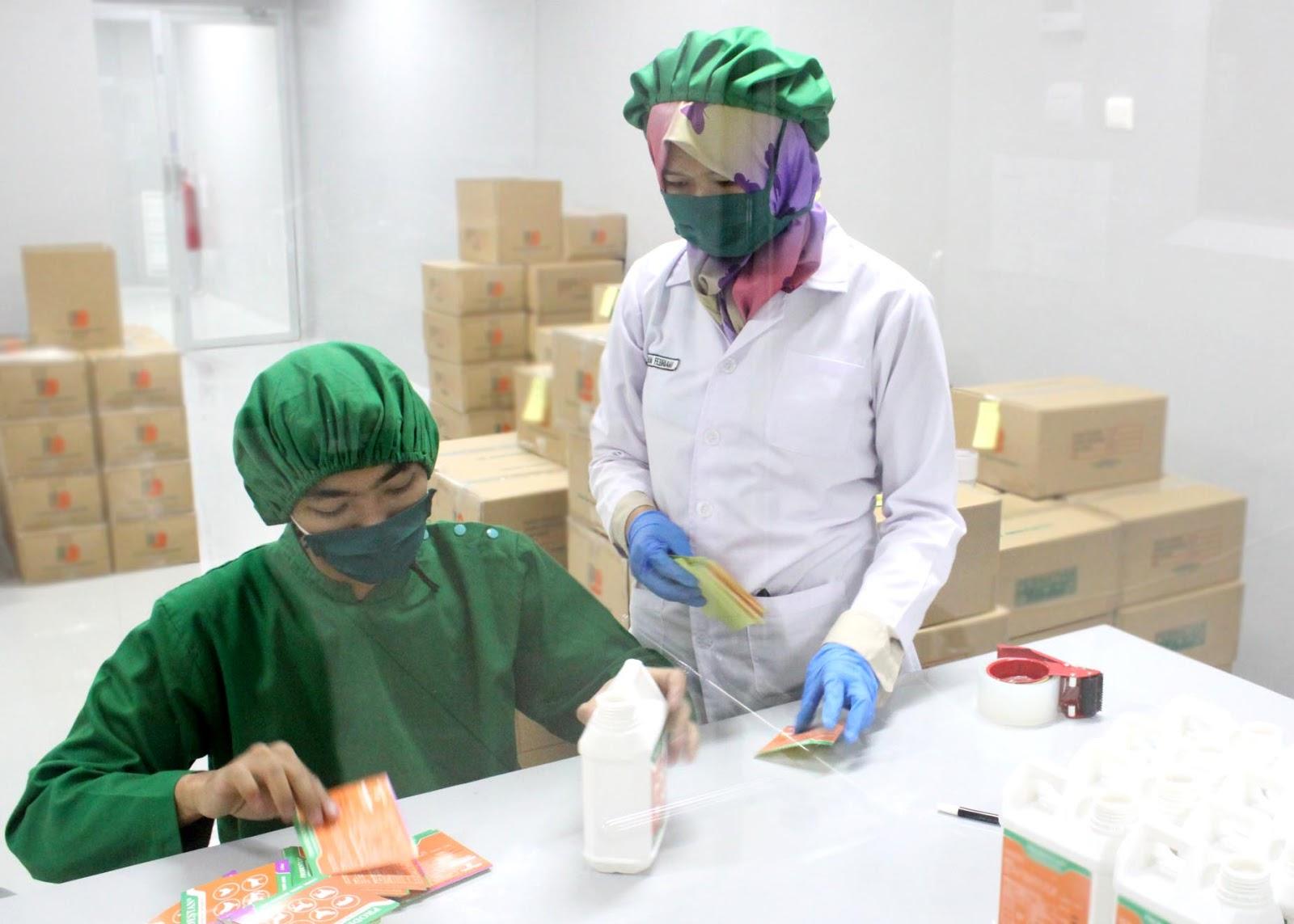 Ekspor Obat Hewan Sumbang Devisa RP 26 Triliun