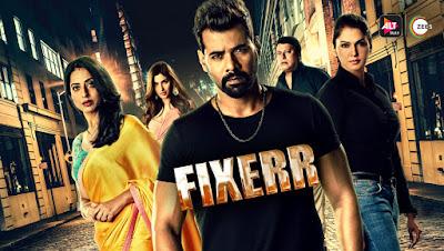 Fixerr 2019 Hindi Altbalaji WEB Series 720p HEVC