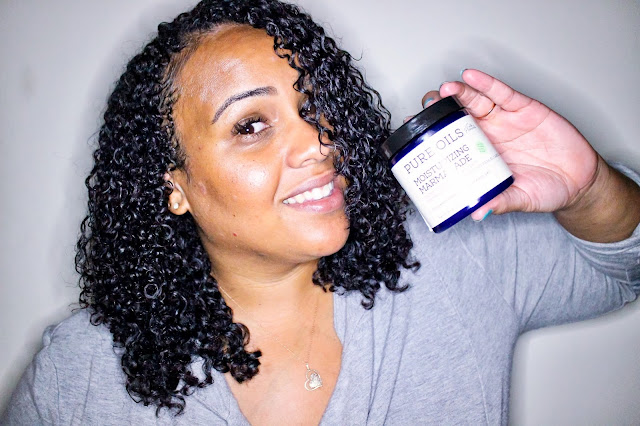 Demo & Review: Fall Wash & Go with Silk Elements Pure Oils