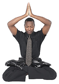 How to handle stress with yoga