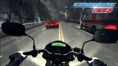 لعبة Highway Traffic Rider للاندرويد, لعبة Highway Traffic Rider مهكرة, لعبة Highway Traffic Rider للاندرويد مهكرة
