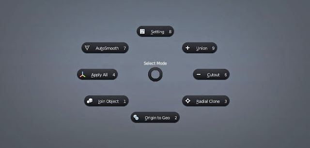 знакомство с интерфейсом blender 3d