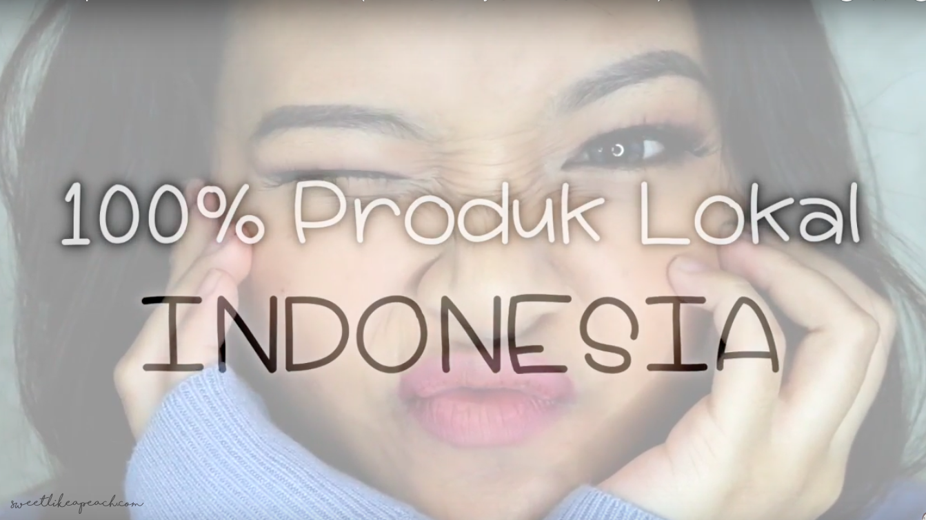 Ririeprams Beauty Blogger Indonesia: Makeup Pakai 100%