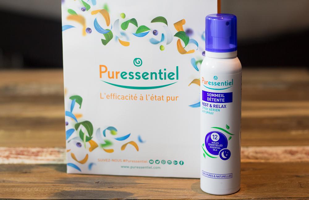 puressentiel - sommeil - spray - detente