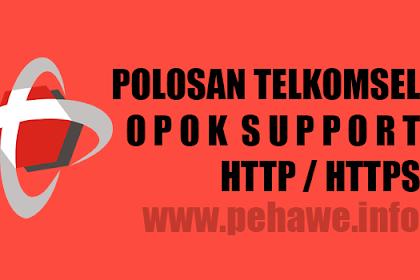 APN Proxy Polosan Telkomsel Terbaru (Support HTTPS)