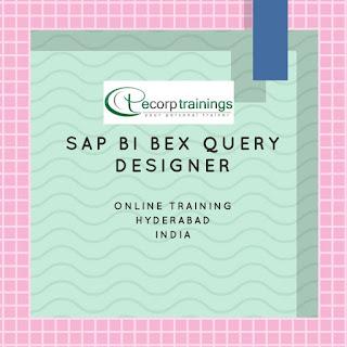 SAP BI BEx Query Designer training